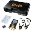 Testo 550-2 Bluetooth, trusa manifold digital