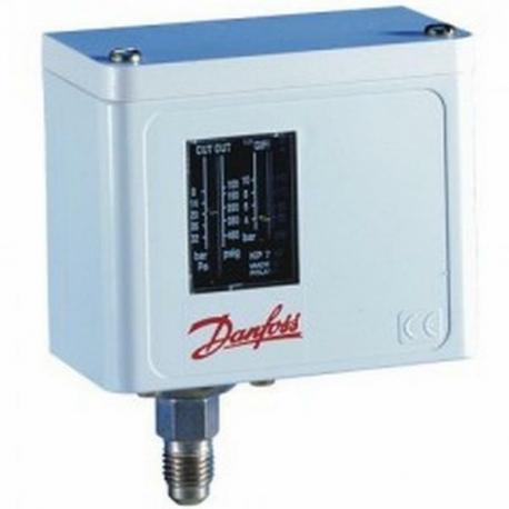 Presostat frigorific presiuni inalte autoreset KP5 Danfoss