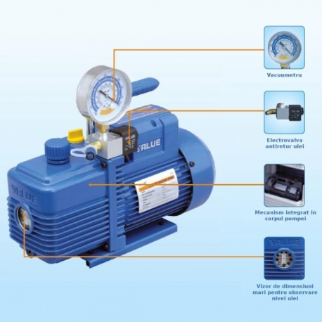 Pompa vacuum V-i115SV Value