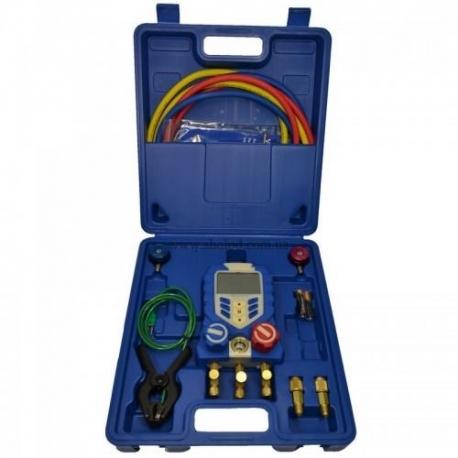 Baterie manometre freon electronica VDG-1 Value