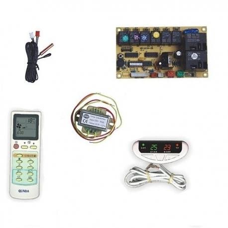 Controler universal pentru aer conditionat, releu 30A