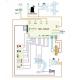 Schema electrica controler universal pentru aer conditionat U03A+