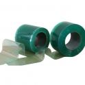 Perdea PVC industriala, fasie 200mm x 2mm