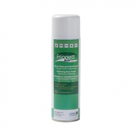 Spray curatare aer conditionat, Activ Foam