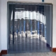 Perdea PVC transparenta pentru camere frigorifice