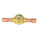 Vizor lichid freon, 18mm sudabil, 3940/M18 Castel