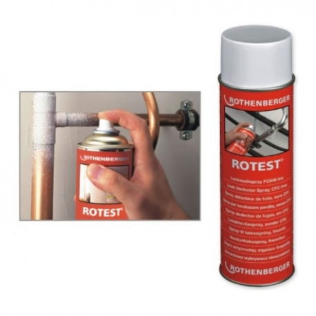 Spray pentru detectie scapari gaze ROTEST