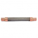 Racord flexibil antivibrant, 10 mm sudabil