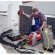 Modul de utilizare al recuperatorului de freon Rorec Pro cu separator de ulei