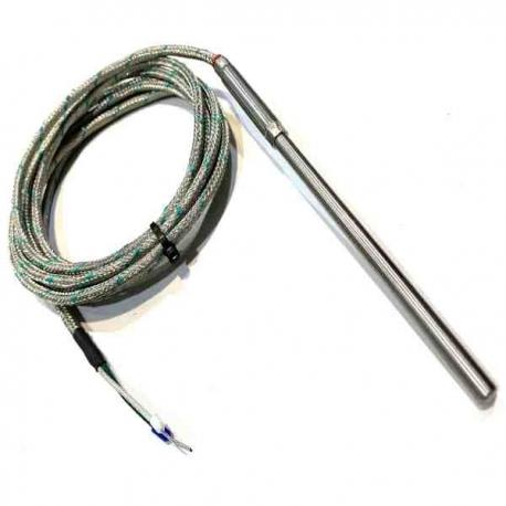 Sonda termocuplu tip K, 6x150 mm
