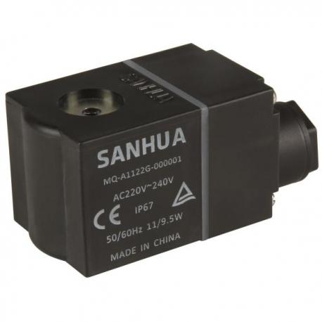 Bobina electroventile 220V MQ-A1122G Sanhua