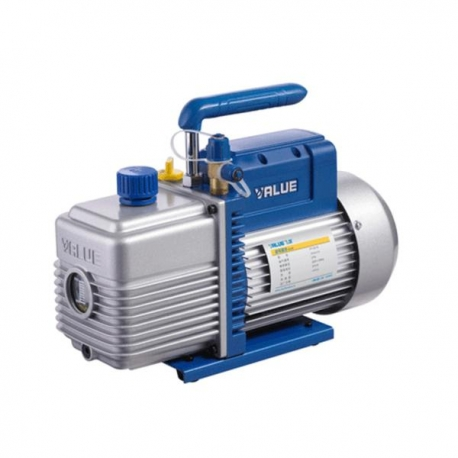 Pompa vacuum VE125N, Value