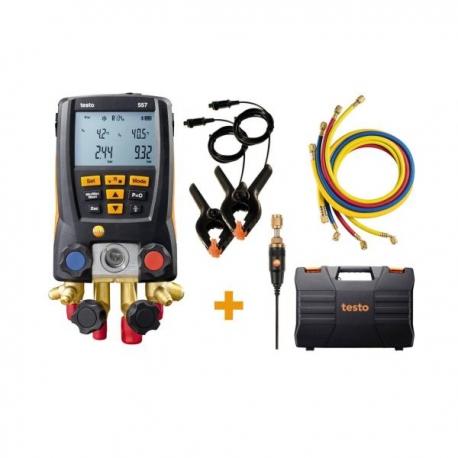 Trusa baterie electronica Testo 557 (0563 2557)