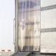 Perdea PVC cu nervuri (striatii) pentru camioane