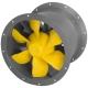 Ventilator de tubulatura 355 mm Ruck AL 355 D2 01