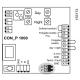 Conexiuni controler presiune constanta Ruck CON P1000