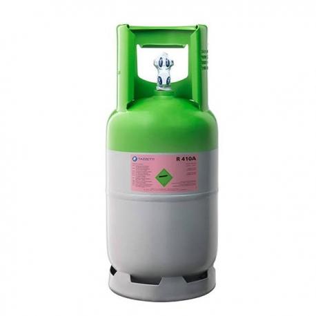 Freon R410a. Butelie cu 10 kg de agent frigorific