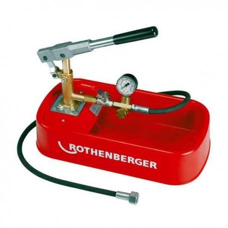 Pompa testare etanseitate (presiune) Rothenberg RP 30