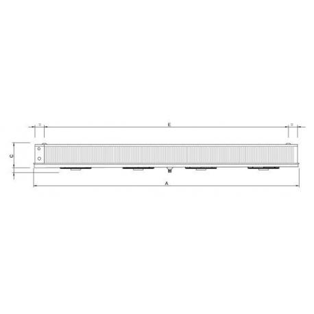 Evaporator ventilat pentru refrigerare 1.88 kW, SDH20406-4M