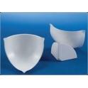 Coltar interior, imbina profilul de colt de pe 3 directii