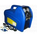 Recuperator freon (agent frigorific)
