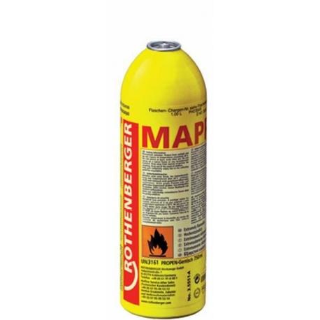 """Butelie MAPP Gas Rothenberger, supapa EU 7/16"""""""