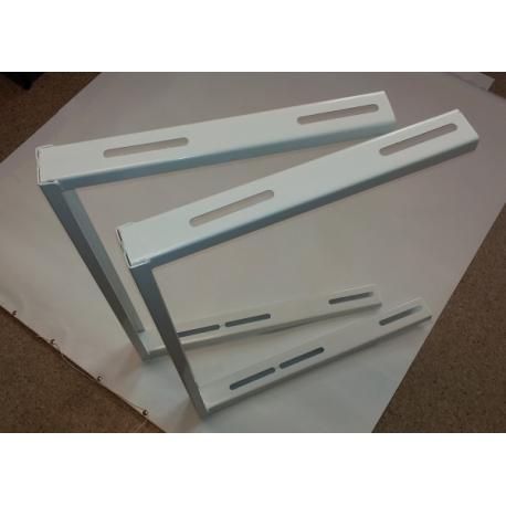 Set 2 bucati suport aer conditionat pentru tavan