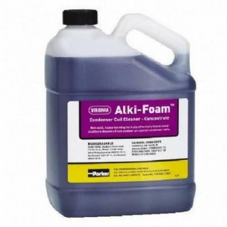Spuma curatare condensator frigorific, Alki Foam