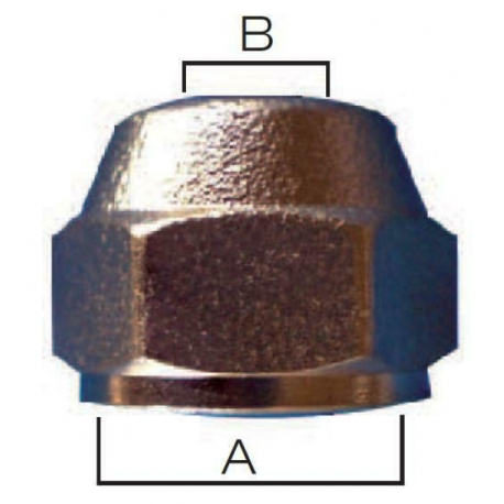 "Holender filet interior, 3/8"" inch SAE"