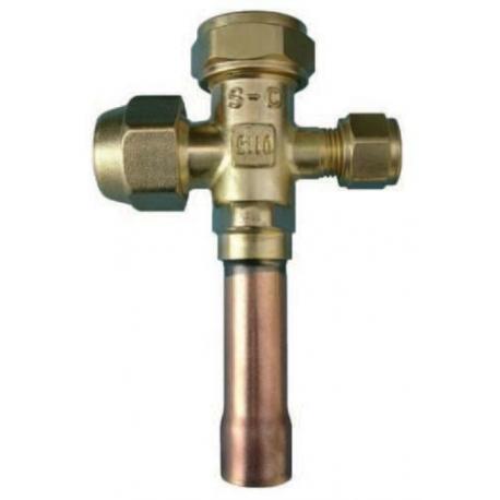 Robinet 3/4 inch pentru unitate externa aer conditionat