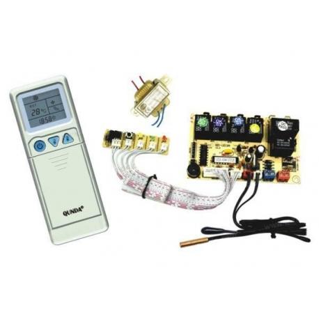 Controler universal pentru aer conditionat
