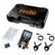 Trusa baterie electronica pentru freon Testo 557
