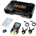 Testo 550-2 Bluetooth, trusa manifold digital