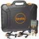 Testo 550-2, trusa manifold digital, baterie electronica freon