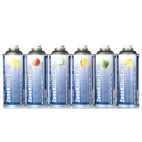 Spray igienizare si odorizare spatii, 400 ml