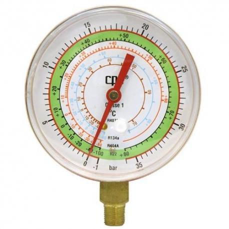 Manometru RGUH CPS inalta presiune freon R22, R134a, R404a, R407c