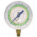 Manometru RGUL CPS joasa presiune freon R22, R134a, R404a, R407c