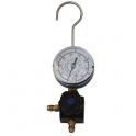 Baterie manometru freon joasa presiune R22, R407C, R410A