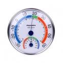 Termometru cu higrometru analogic