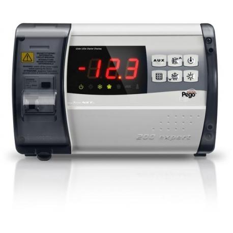 Controler monofazat pentru camera frigorifica