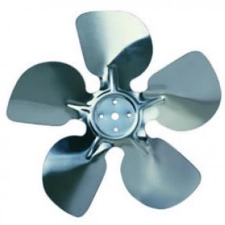 Elice aspiratie aluminiu diametru 154 mm