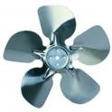 Elice aspiratie aluminiu diametru 172 mm