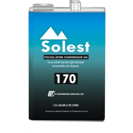 Ulei frigorific Solest 170