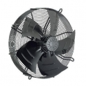 Ventilator axial ebm-papst, elice 630 mm si grila protectie
